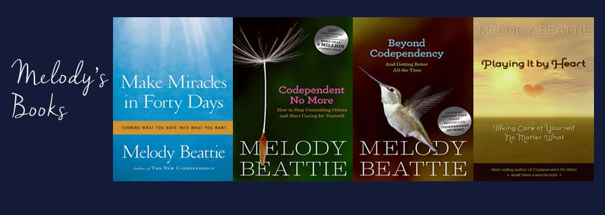 Official Website of Best Selling Author Melody Beattie