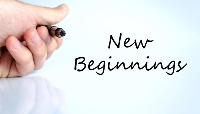 Starting Over — Again