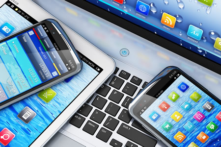 Tablet, smart phone, computer