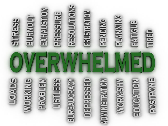 Feeling Overwhelmed Is a Trap