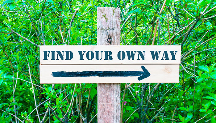 Find and Respect Your Own Stride
